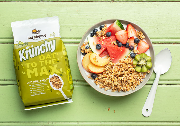 cereales Krunchy oat to the max barnhouse